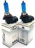 2x Stück HB4 51W 9006 P22d 12V Halogen Lampen Blue Vision Optik Faltschachtel INION (HB4)