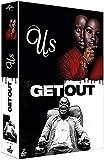 Coffret jordan peele 2 films : us ; get out
