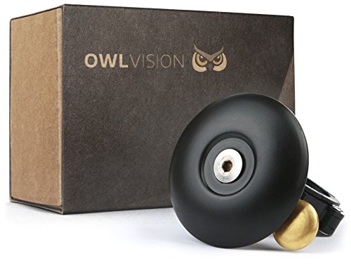 Owl Vision Cycling Bell Hoot