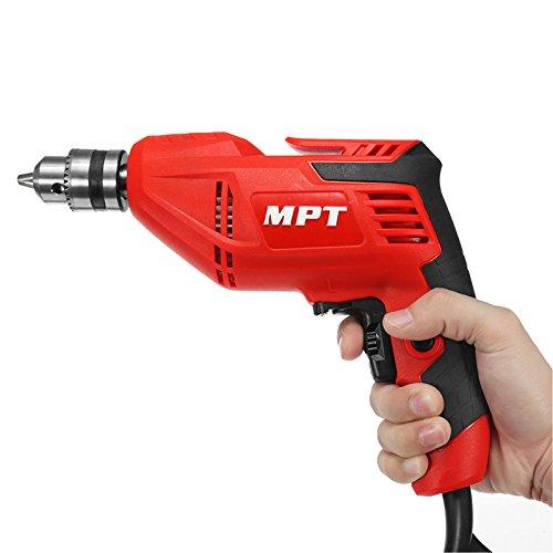 GOZAR Mpt Med4006 elektrische boorwerktuigen 220V 400W 0-3000R / min