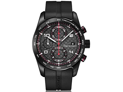 Porsche design chronotimer Collection Herren Uhr analog Automatik mit Kautschuk Armband 6010.1.04.005.05.2