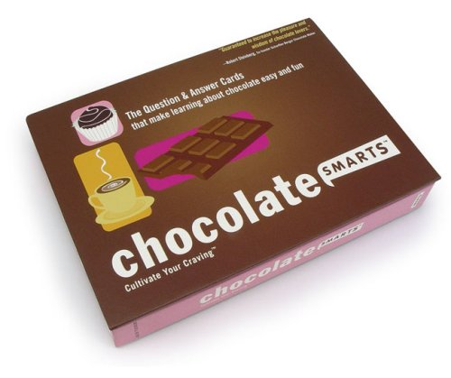 ChocolateSmarts: The Question and Answer Cards that makes learning about Food easy and fun