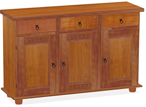 Sideboard Kirschbaum Rio Classico Esszimmer Holz Pinie Massivholz Echtholz Farbe wählbar Brasilmöbel