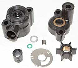 SEI MARINE PRODUCTS- Compatible with Mercury Mariner Force Water Pump Kit 46-70941A3 3.9 4 4.5 6 7.5 9.8 HP 1975-1986 Impeller ID .456