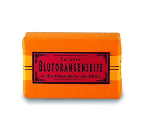Apomanum - Savon d'orange sanguine, 100 g