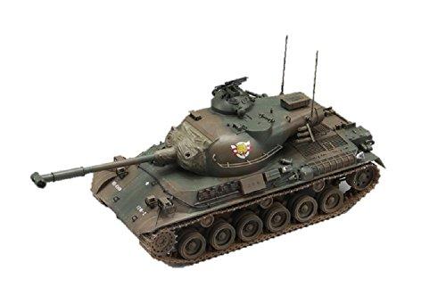 ファインモールド 1/35 陸上自衛隊 61式戦車 改修型 プラモデル FM46