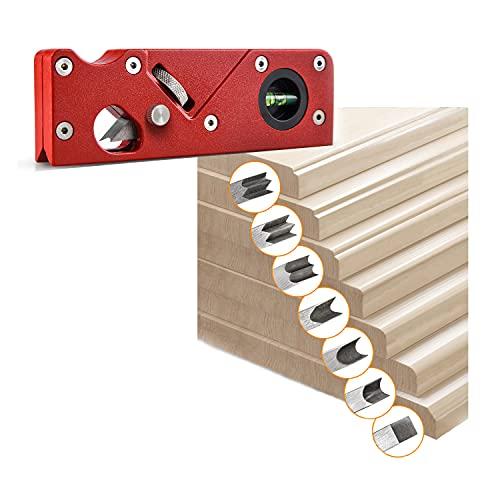 Woodworking 45 Degree Bevel Edge...