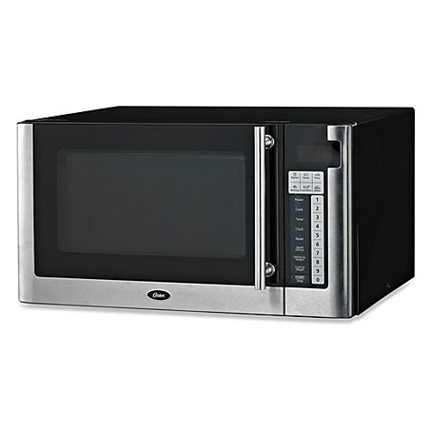 Oster 1.1-Cubic Foot Digital Microwave Oven