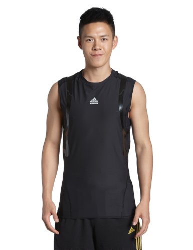 adidas Techfit Powerweb Kompression Laufen Weste - X - Gross