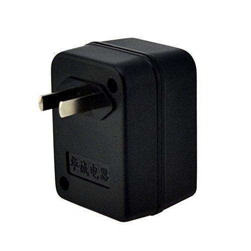 CkeyiN Spannungswandler 110-230 V AC 50 W(Für die niedirge Leistung)