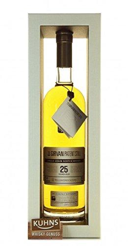 The Girvan Patent Still 25 Years Single Grain Scotch Whisky 42,0% 0,7l Flasche
