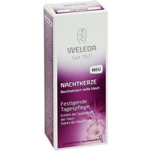 WELEDA Nachtkerze festigende Tagespflege Creme 30 ml
