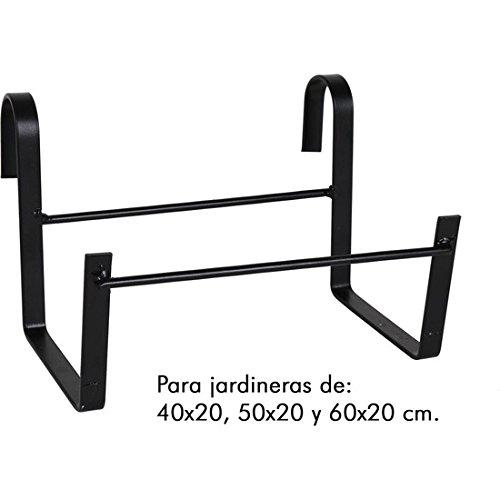 SOPORTE JARDINERA GANCHO N1 15x25cm