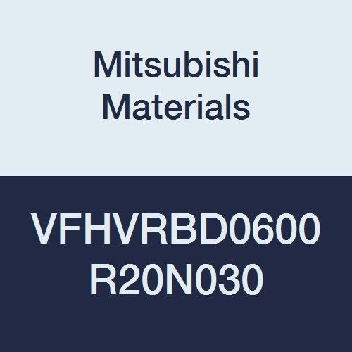 Mitsubishi Import Materials VFHVRBD0600R20N030 Series Im VFHVRB High order Carbide