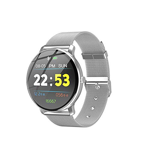 Smartwatch Mode Multi-Sport hartslagdisplay rond Bluetooth fitnesstracker armband R88 IP67 waterdichte armbanden