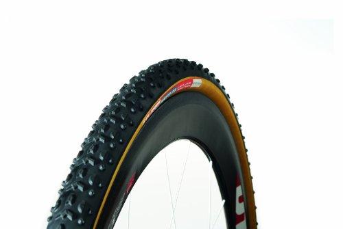 Challenge Grifo300TPI Fahrraddecke (Mantel) für Cross-Fahrräder 700 x 33c schwarz/beige