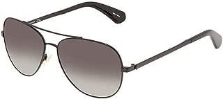 Avaline2/S Sunglasses -(0807WJ) Black/Gray sf Polarized-58mm