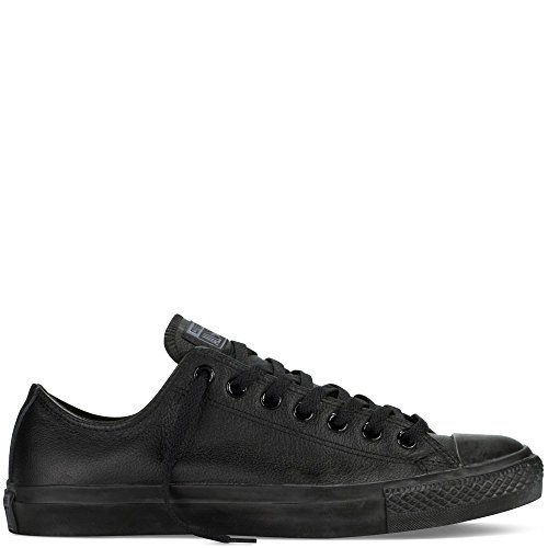Converse Chuck Taylor All Star Leather 135253C (Negro, 36)