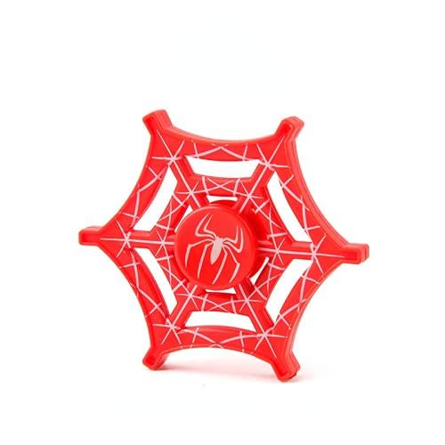 Bosi General Merchandise Fingertid Gyro, nuevos Juguetes de descompresión extraños, gyro de Finger Spiderman, Alivia el estrés y la ansiedad, Hermoso Regalo