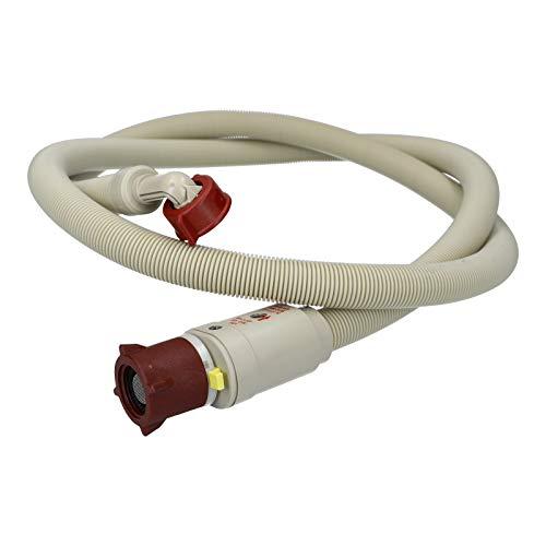 LUTH Premium Profi Parts Zulaufschlauch Aquastopschlauch 200cm Passend für Whirlpool für Waschmaschine Geschirrspüler