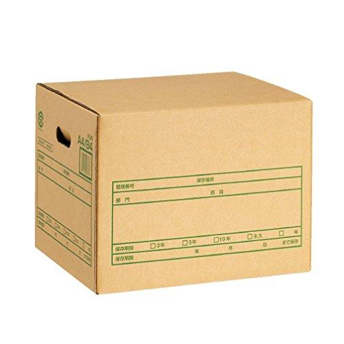 プラス 文書保存箱 A式 A4・B4用 DN-351 40-062