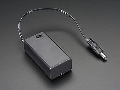 9-V-Batteriehalter von Arduino