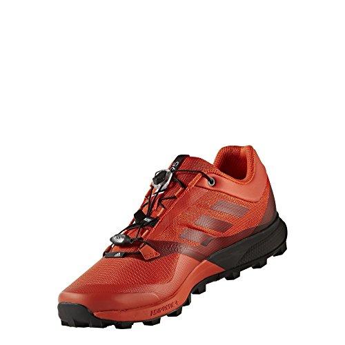 Adidas Terrex Trailmaker Zapatos de Senderismo Hombre, Naranja (Arancione Energi/Negbas/Ftwbla), 44 1/9 EU (9.5 UK)