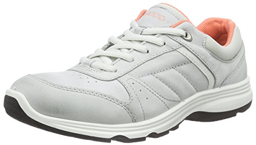 Ecco ECCO LIGHT IV, Damen Outdoor Fitnessschuhe, Grau (Concrete/Shadow White 54299), 40 EU (9 Damen UK)