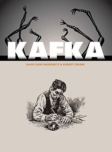 Buchseite und Rezensionen zu 'Kafka' von  David Zane Mairowitz