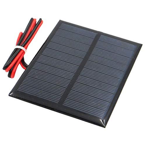 Mini Panel Solar De Silicio Policristalino Diy Cargador de Batería - f 5v 100x70mm