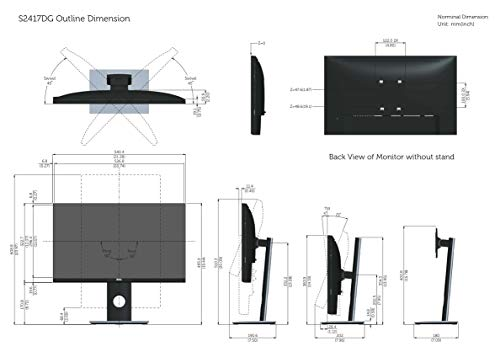 Dell S2716DG - 7