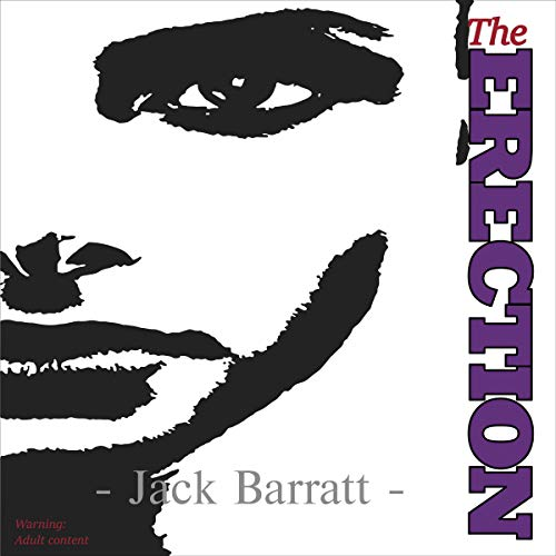 The Erection audiobook cover art