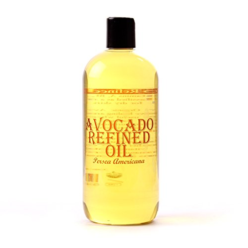 Olio Vettore Raffinato di Avocado - 1000ml - Puro al...