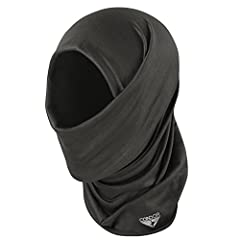 """Seamless construction for comfort Anti - static & moisture wicking Stretchable polyester micro-fiber for comfort and multiple configuration Can be worn as a head wrap, balaclava, neck gaiter, or skull cap Size: 9.5"""" x 19.5"""" Also fits AR and AK pistol..."""