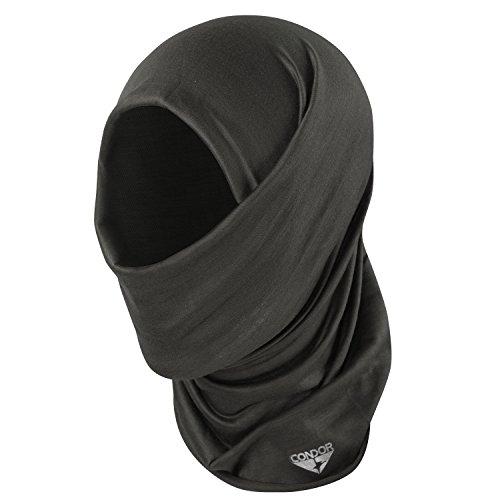 Condor Multi Wrap (Black, 22 x 10 -Inch)