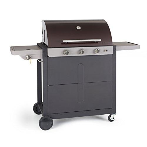 Barbecook 4.0Ceram UK Brahma Gasgrills–Mehrfarbig