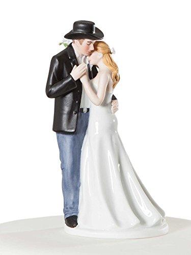 Wedding Collectibles Old Fashion Lovin Cowboy Western Wedding Cake Topper