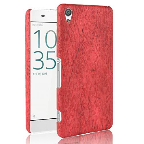 Litao-Case HD Funda para Sony Xperia XA Ultra F3211 F3212 Funda PC Plástico Duro Carcasa Case Cover 5