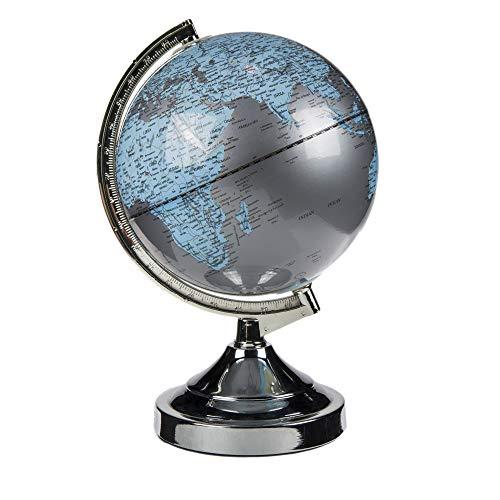 Monsterzeug Globus Lampe, Dekoleuchte Weltkugel, Tischlampe, Globus beleuchtet, Stimmungslicht mit Farbwechsel