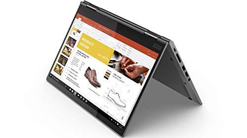 Lenovo ThinkPad X1 Yoga Intel Core i7 10th Gen 14-inch Wide Quad HD IPS Touch Screen Thin and Light Laptop (16GB RAM / 512GB SSD/ Windows 10 Professional/ Iron Grey/ 1.36Kg), 20SAS01Q00
