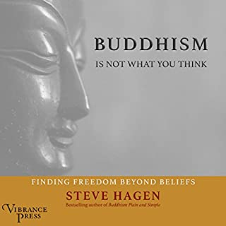 Buddhism Is Not What You Think cover art