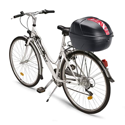 Givi CY25N Fahrrad Topcase, Schwarz