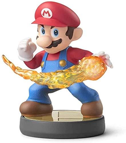 Yubingqin Super Smash Bros. Figurine Marior Super Smash Bros. Figurine de collection de Super Marior Japan Import (Wii U/ 3DS/ Switch)