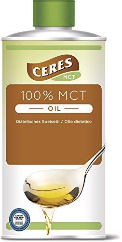 Ceres MCT Öl 100% BIO 500 ml