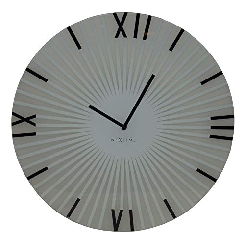 NEXTIME, Orologio da Parete, Bianco