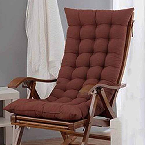 Dik Lounge stoel kussen kussens, tuin luxe gewatteerde gewatteerde zitkussens voor binnen bureaustoelen Tatami(48X120cm)