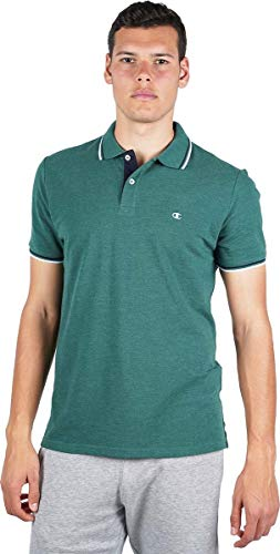 Champion Hr. Polo Shirt Auth 211847 GZ501 Gr.XXL