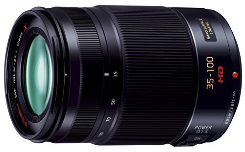 PANASONIC LUMIX G X VARIO LENS, 35-100MM, F2.8...