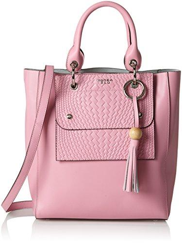 Tosca Blu Loto - Borse Tote Donna, Pink, 15,50x35x30.5 cm (B x H T)