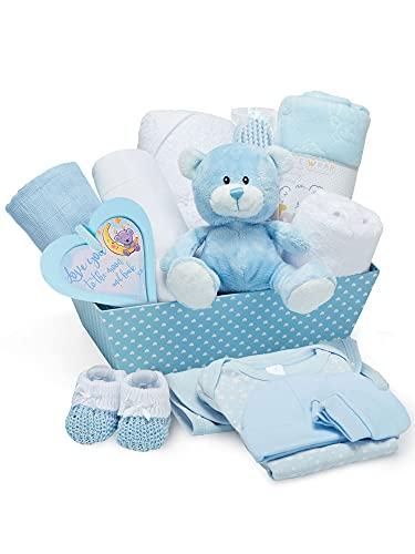 Baby Boy Blue Gift Hamper